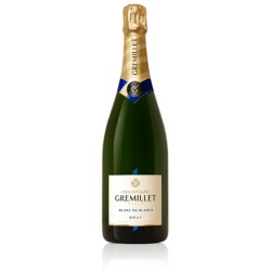 Champagne Gremillet - Blanc de blanc