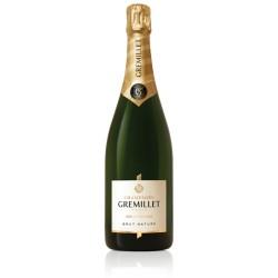 Champagne Gremillet Zéro dosage
