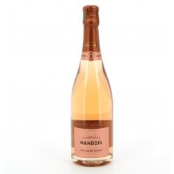 Champagne Mandois Rosé