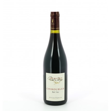 Chiroubles Domaine Passot Rouge 75cl