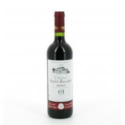 Médoc Cru Bourgeois Château Saint-Hilaire 75 cl rouge