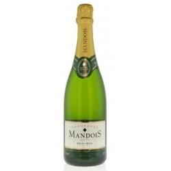 Champagne Mandois Brut Demi Sec
