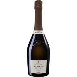 Champagne Mandois Cuvée Victor Brut 2008