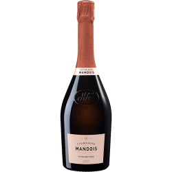 Champagne Mandois Cuvée Victor Rosé Brut 2007