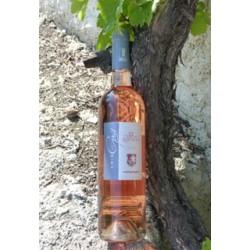 Sable de Camargue Gris Petit Chaumont Rosé 75 cl