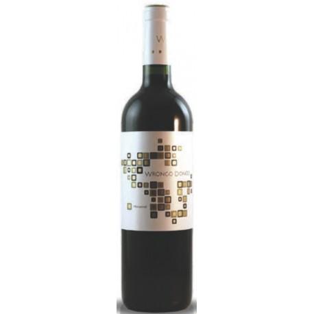 Espagne Wrongo Dongo Rouge 75 cl 2017